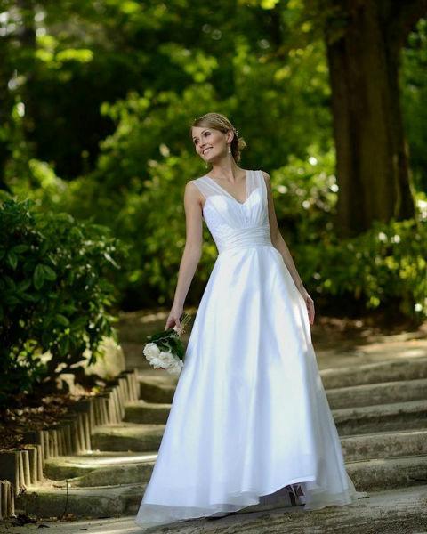 Robe de mariée Catherine Varnier