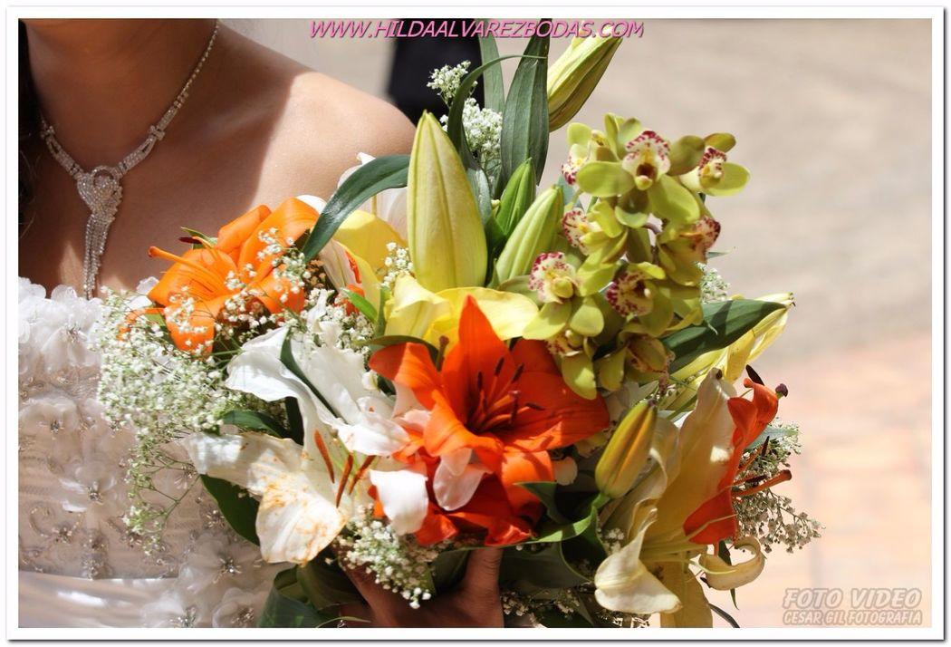bouquet Lady