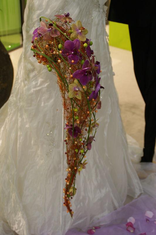 Beispiel: Wunderschöne Sträuße, Foto: Sandra's Blütenzauber.