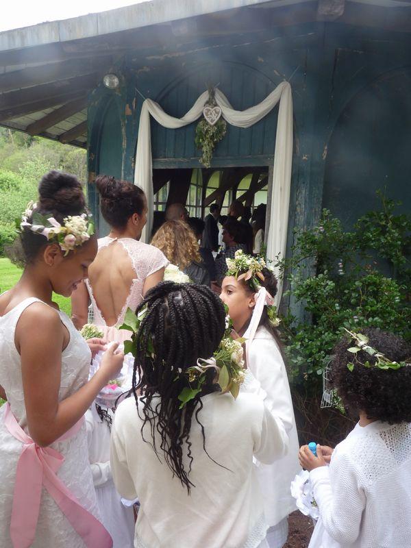 mariage au relais du Gensbourg