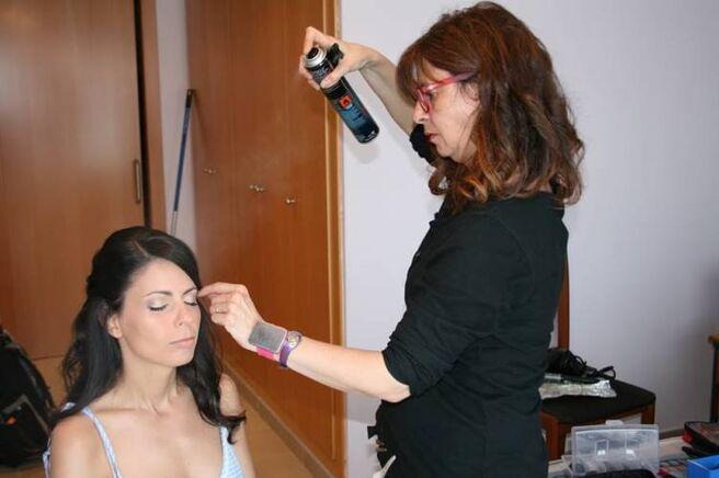 Maribel Pozo Make up