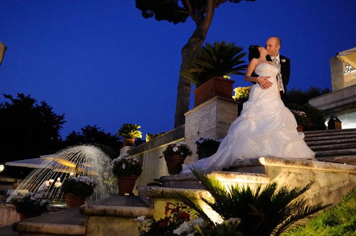 Gli sposi - Francesco Forti Ricevimenti