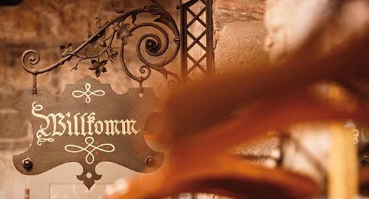 Beispiel: Hotelimpression, Foto: Alte Rheinmühle.