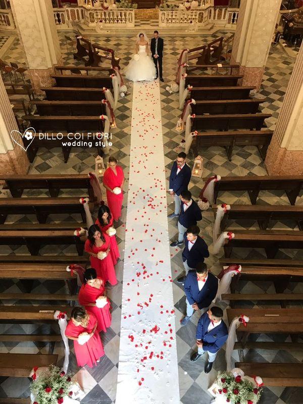 Dillo Coi Fiori Wedding