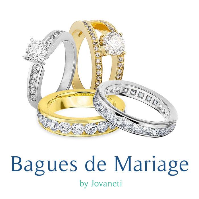 Bagues de mariage by Jovaneti