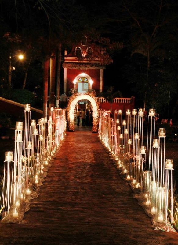 Camino romántico.