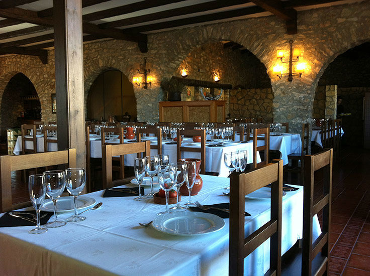 Mas Boronat -Restaurant