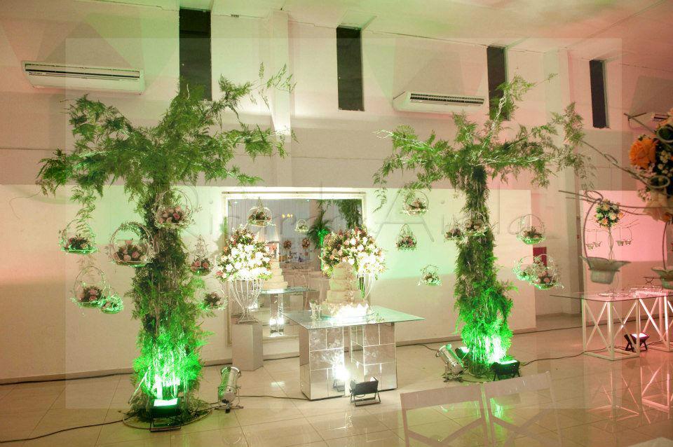 Palazzo Cristal Recepções