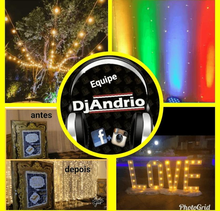 Dj Andrio Produções celebration