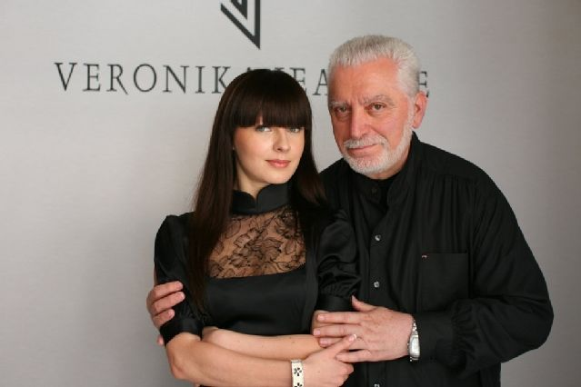 Veronika Jeanvie et Paco Rabane