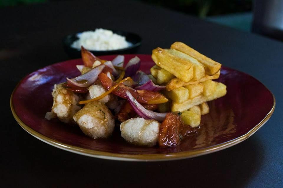 Kiru Restaurante Lounge