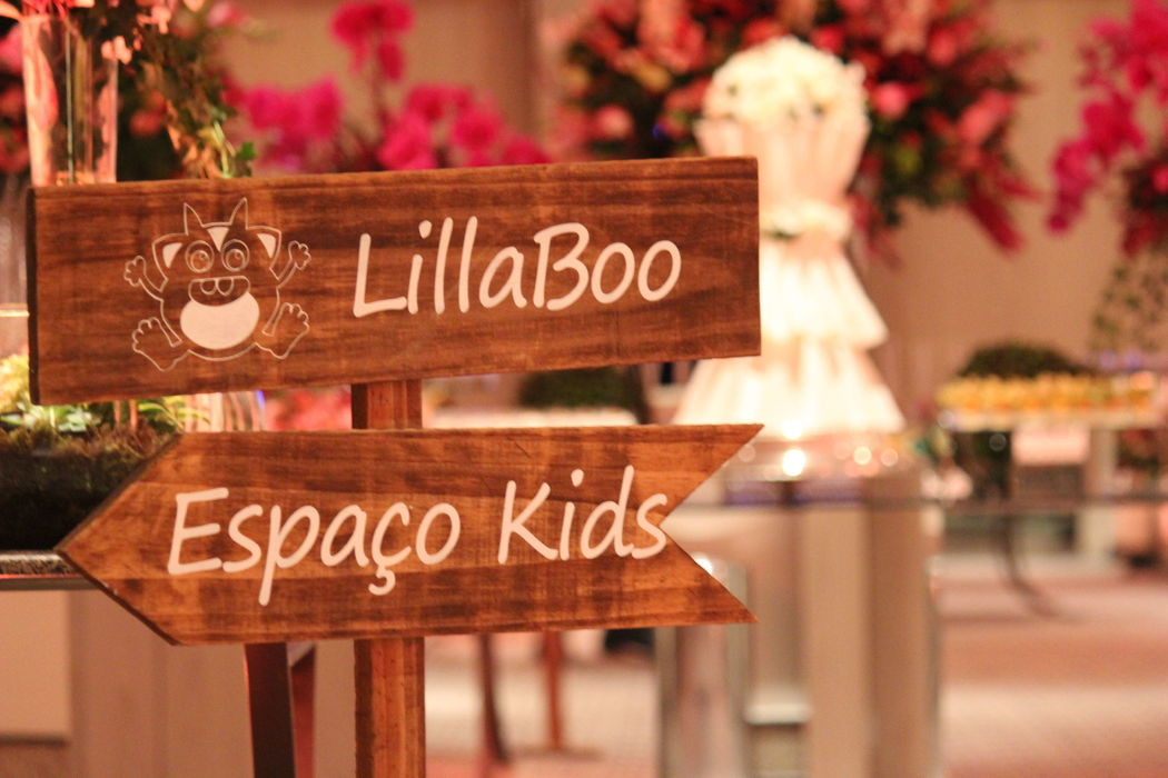 Lillaboo Recreação Infantil