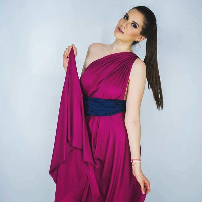 Bonita Vestido Convertible