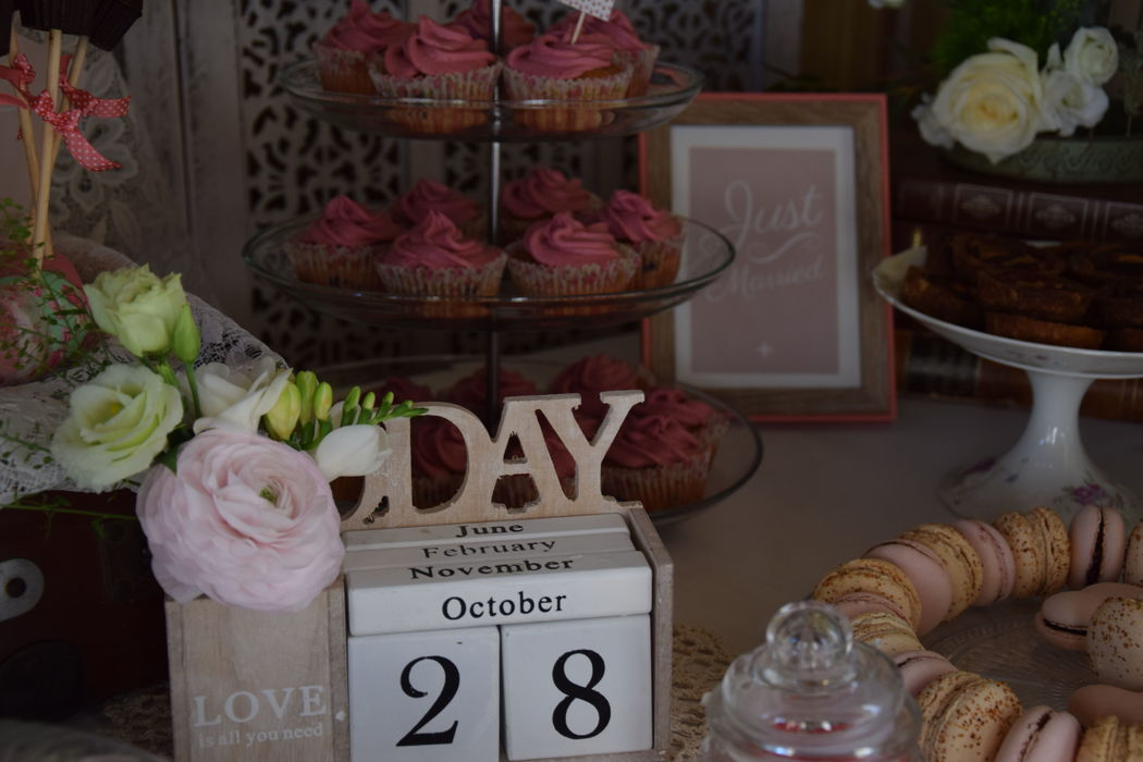 Sweet Table M&J by Nas & Co's Events