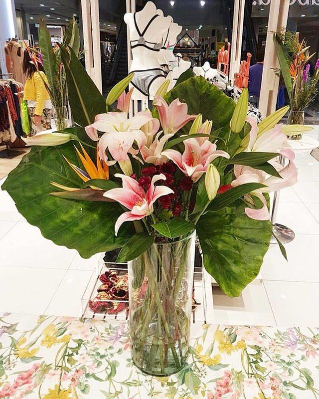 Carrito de Flores