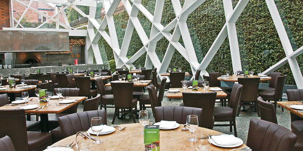 Harry Sasson Restaurante