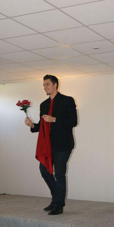 Nathan Dayeur - Magicien
