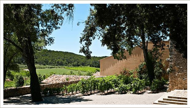 Ancien chai - Château Mentone