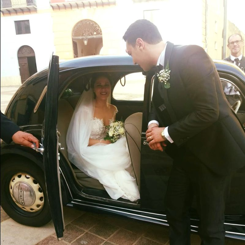CCM Wedding CAR