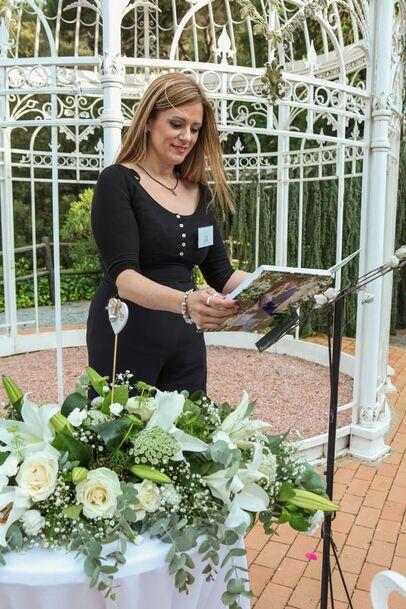 Marian Maestra de Ceremonias