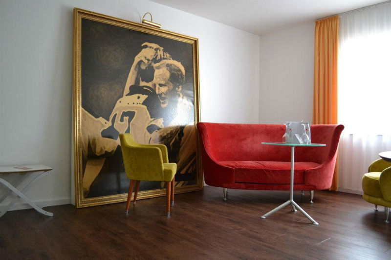 Beispiel: Lobby, Foto: Der Lennhof.
