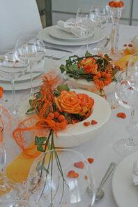 Tischdekoration, Foto: Agentur Yourhappyday