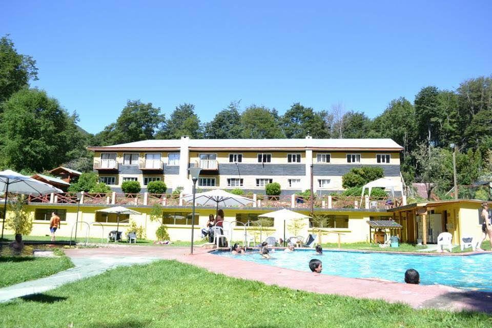 Hotel Termas de Manzanar