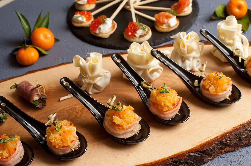 Wooden Catering