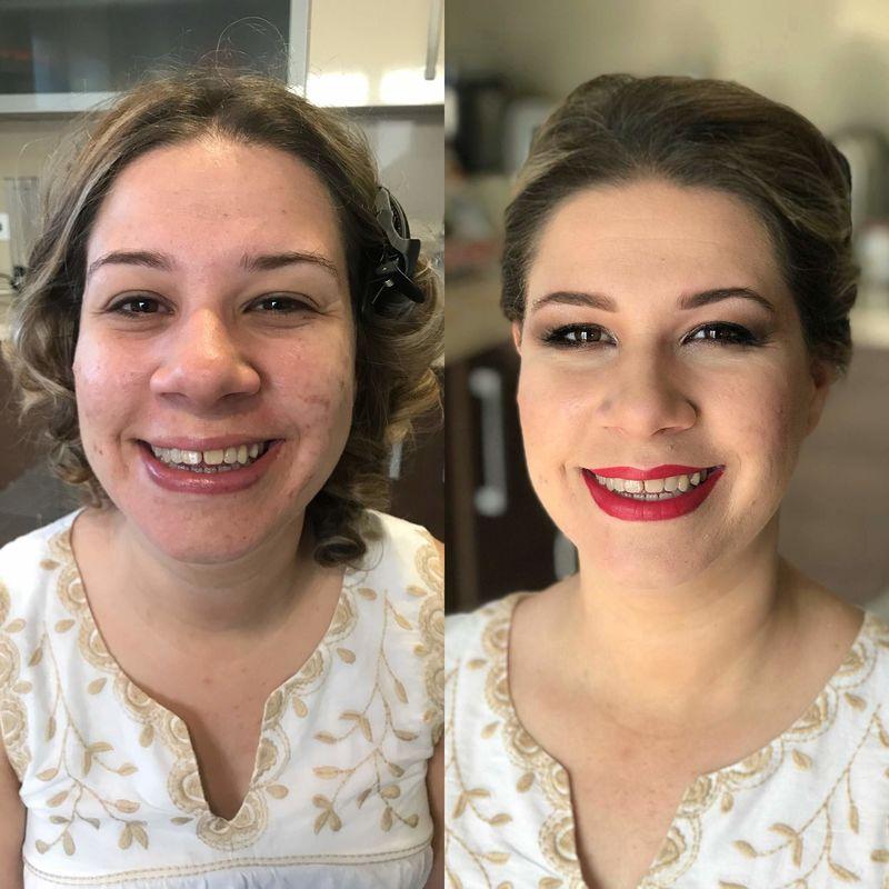Miriam Gomes - Make Up Artist