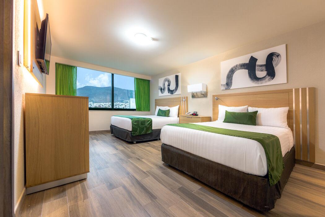 Hotel La Joya Pachuca