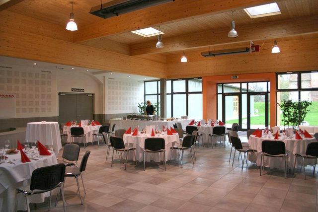 Beispiel: Foyer, Foto: Seifenfabrik.