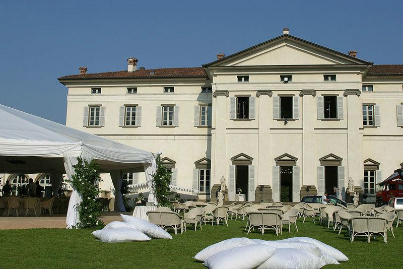 villa Caroli Zanchi