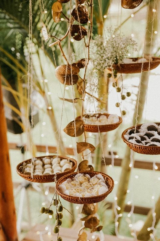 Beach Wedding Brasil Decor