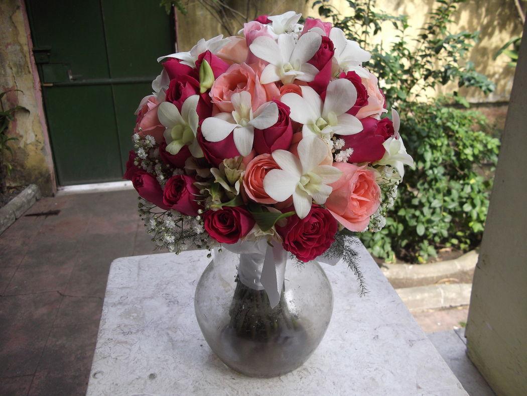 Realce Flores e Decorações
