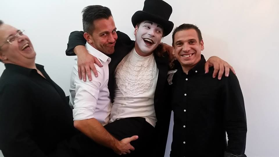 Ricardo Rapaz Magic Clown
