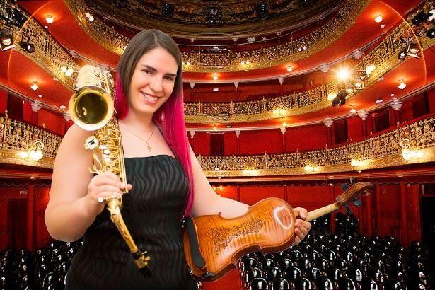 La Mujer Orquesta