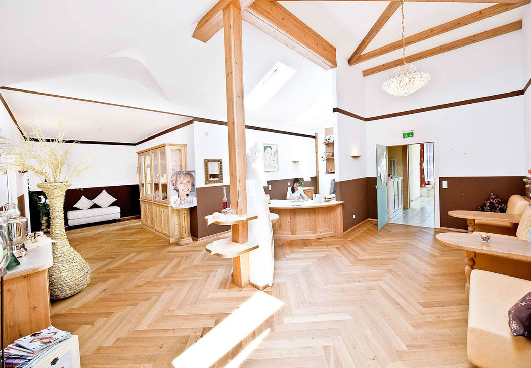 Beispiel: Spa-Beauty Bereich, Foto: Hotel Eichingerbauer.
