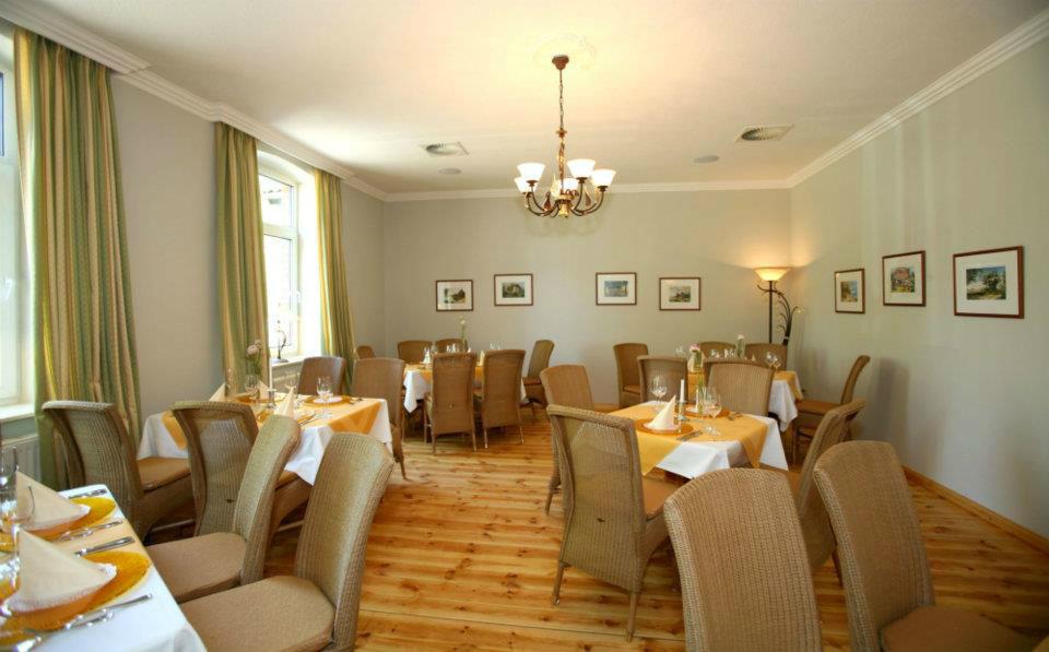 Beispiel: Lindenstube, Foto: Seehotel Heidehof.