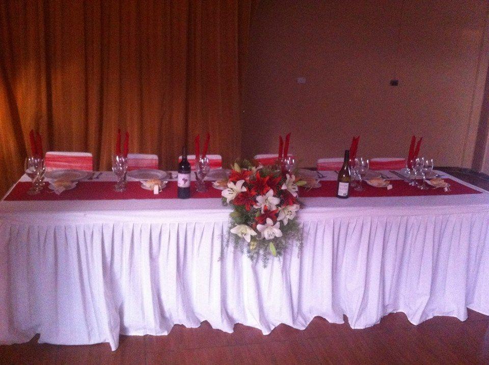 SR Banquetería