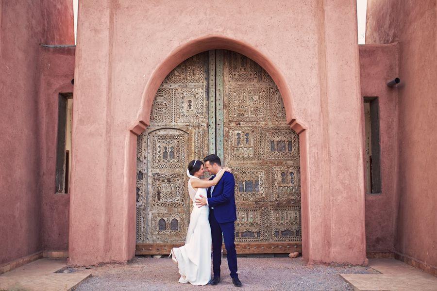 Mariage au pied de l'Atlas, Maroc par L'As de Coeur Photo + Cinéma Lieu : Taj Omayama