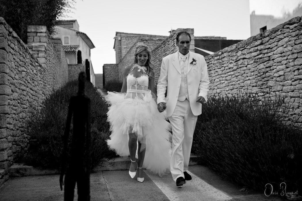 Mariage de Valérie & Eric, Domaine des Andéols dans le Lubéron, crédit photo Olivia Blanquet
