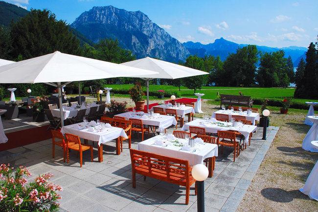 Beispiel: Aussicht von der Terrasse, Foto: Villa Toscana.