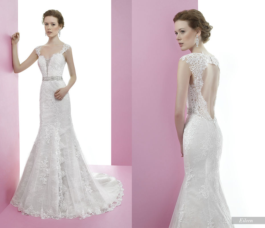 Eileen, Miquel Suay Bridal Collection 2016