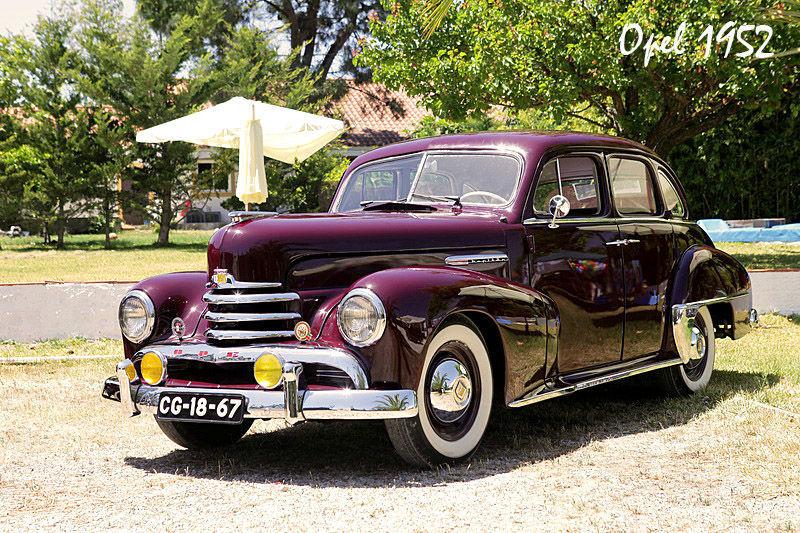 Opel de 1952