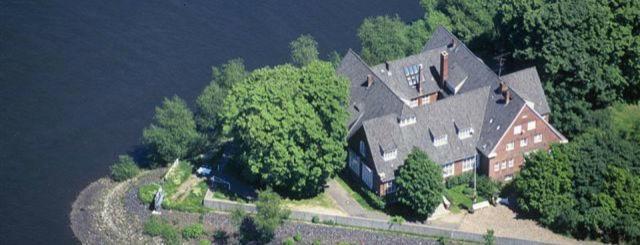 Beispiel: Außenansicht - Vogelperspektive, Foto: Villa am Jachthafen.