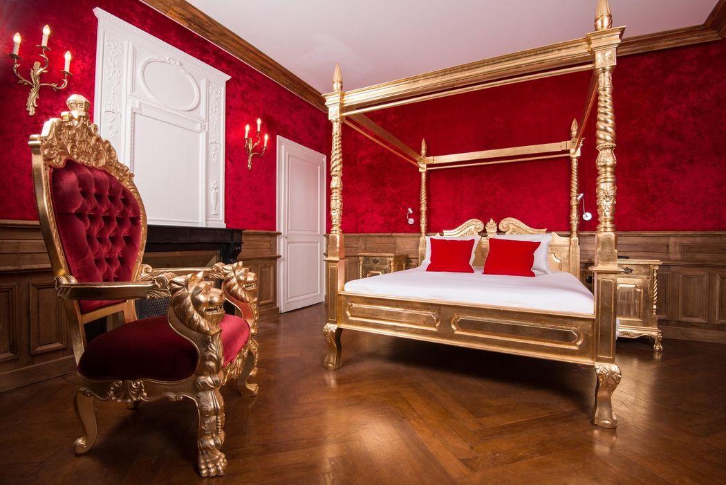 Suite Comte Alphonse de Lamartine