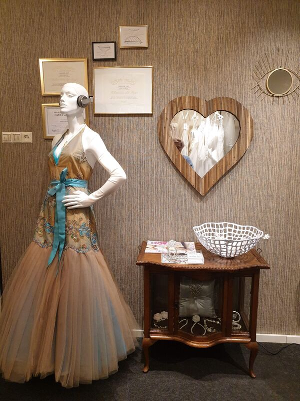 HeleneMG Bridal Design-Couture