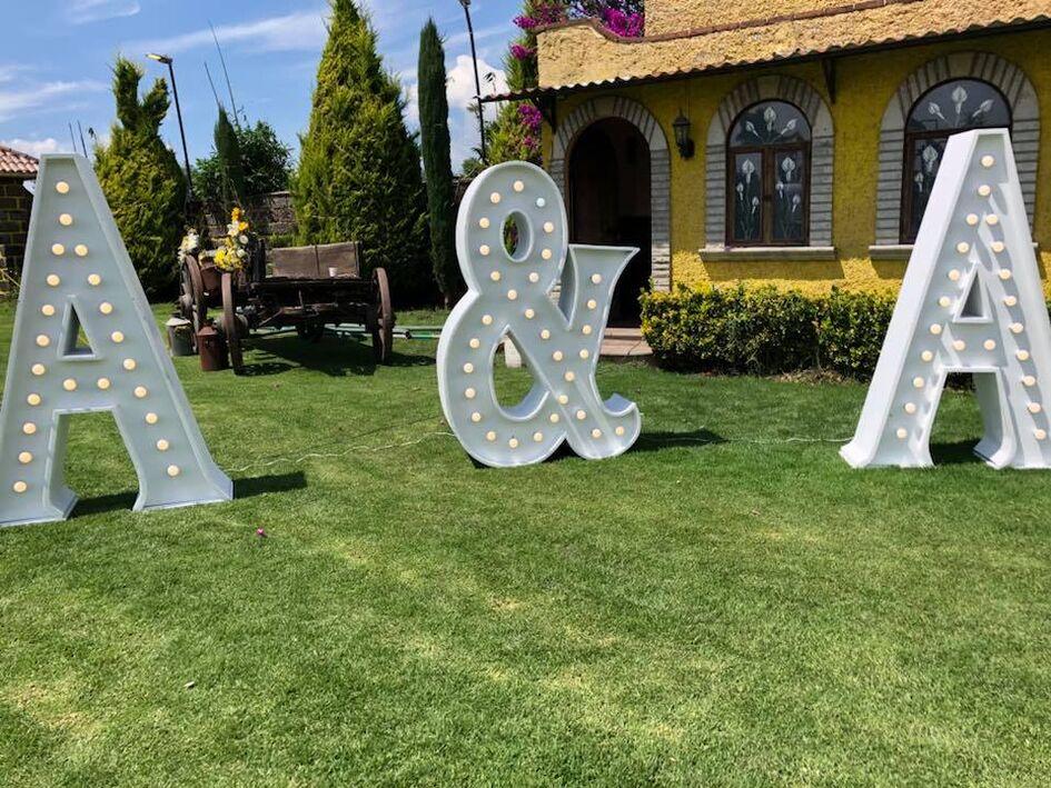 Shine Letters