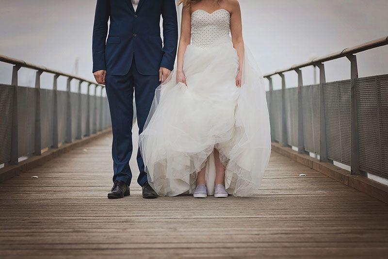 plener ślubny w Giżycku