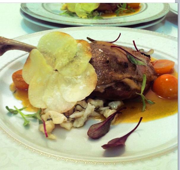 Cesar Monteiro - Fine Cuisine